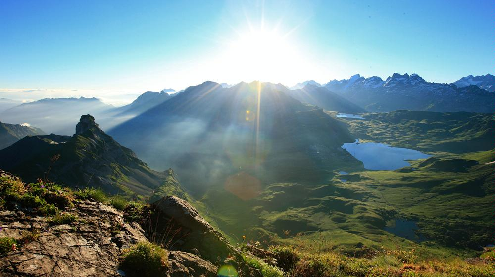 Bergtour Hochstollen