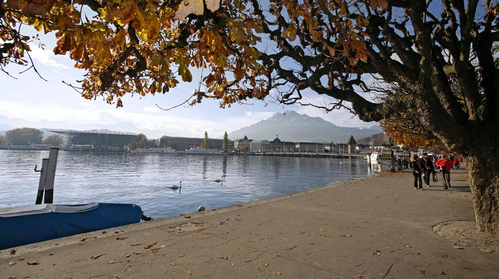 Autumn in Luzern