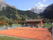 Tennisplatz Kandersteg