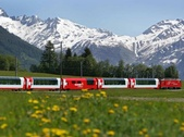 ZTR Zermatt Rail Travel - Brig-Glis