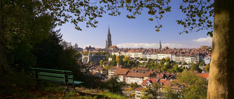 Bern in the Fall