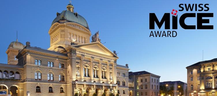 Bern gewinnt den Swiss MICE Award 2017