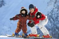Skischule Kinder