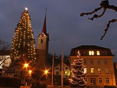 Advent in Weggis