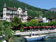 Restaurant SeeHotel Gotthard, Weggis
