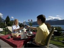 Restaurant Hotel Alexander, Weggis