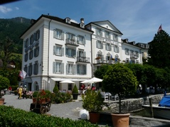 Restaurant Hotel Du Lac, Weggis