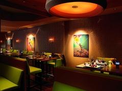POHO Dining Lounge, Weggis