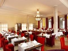 Restaurant Sparks, Park Weggis