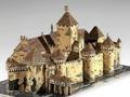 Maquette du château, CHF 19.50 à notre boutique