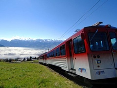 Zahnradbahn Vitznau - Rigi Kulm