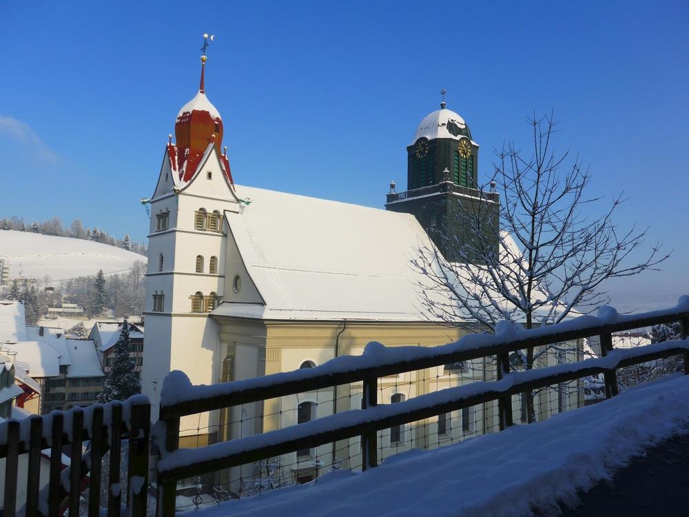 St. Peter und Paul Kirche Willisau