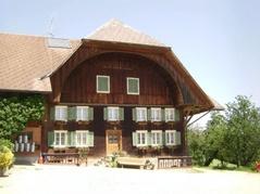 Bauernhaus Vorober-Walsburg Hofstatt