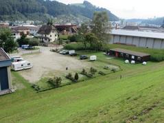 Wohnmobilstellplatz Willisau