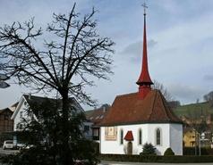 Kapelle St. Niklaus Gettnau
