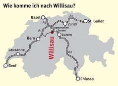 Willisau Anreise