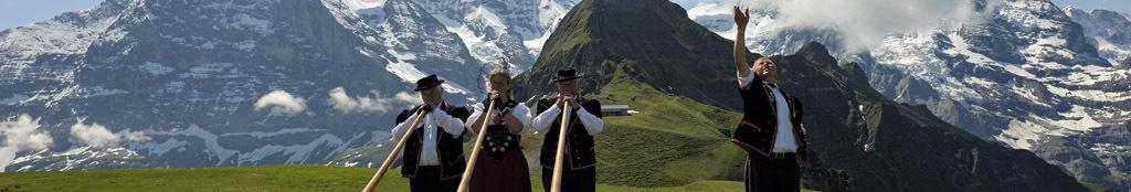 Entdecke die Schweiz