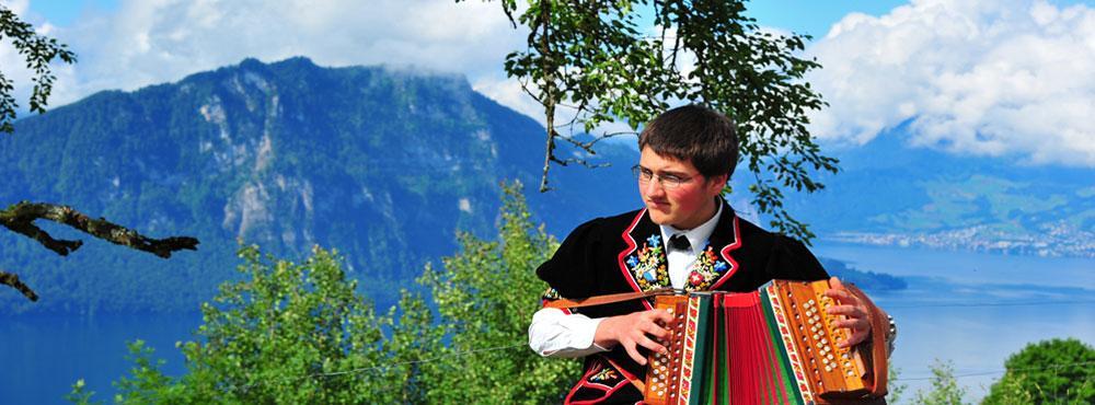 Folklore, Vitznau