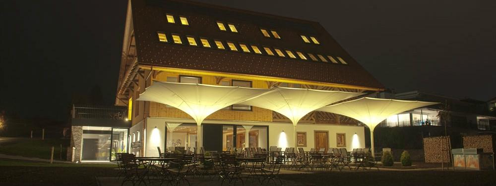 Restaurant Friedheim, Weggis