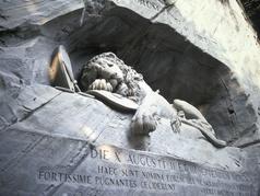 Löwendenkmal, Luzern