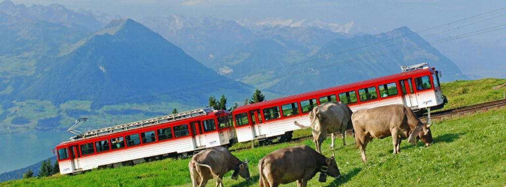 Zahnradbahn Vitznau - Rigi