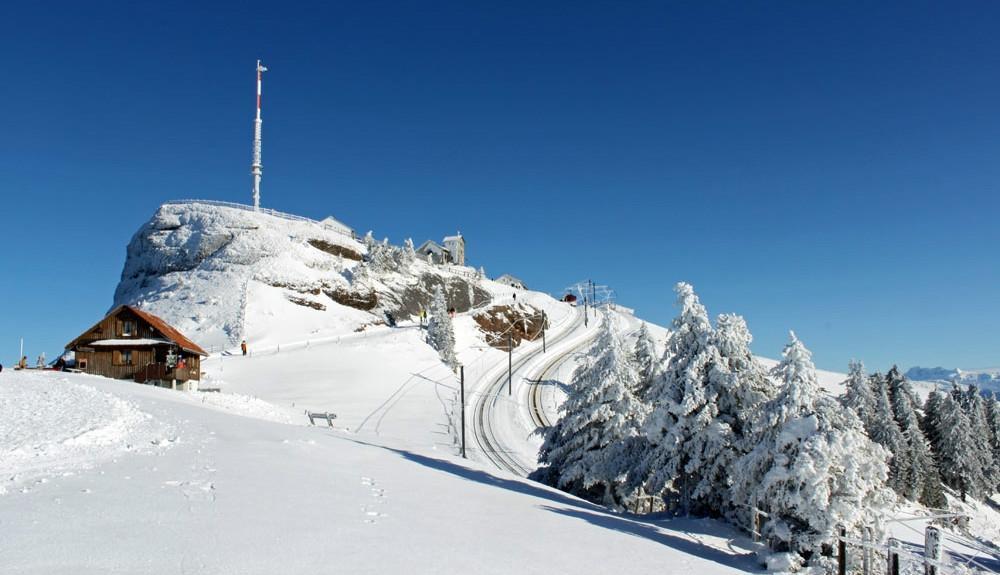 kulm schnee