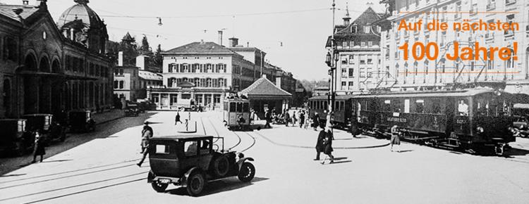 100 Jahre Solothurn-Bern