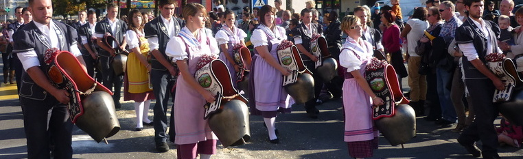Bénichon in Châtel-St-Denis: live our traditions