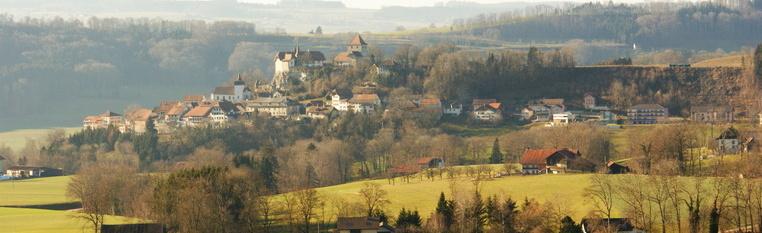 Rue et son château