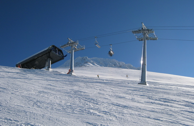 New chairlift for highest demands