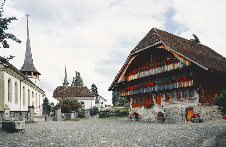 Sensler Museum in Tafers