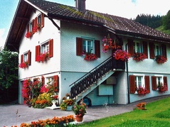Bed & Breakfast in Alpthal