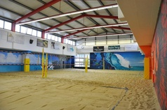 Beachplus Volleyfeld