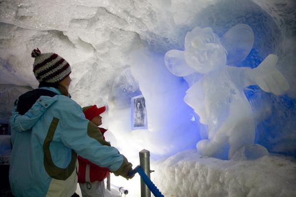 Eispavillon