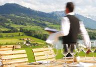 Restaurants, Berghütten