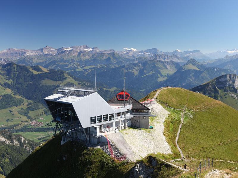 Gipfelrestaurant Moléson