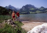 Schwarzsee © Christof Sonderegger