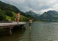 Schwarzsee © Atelier Mamco