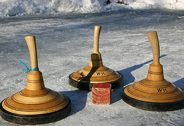 Bavarian Curling