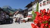 Gruyères is the most beautiful village in western Switzerland
