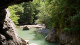 Important information: The Gorges of the Jogne are closed
