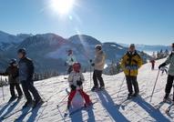 Ski, Snowboard
