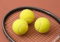 Tennis, squash, badminton