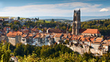 View of Fribourg Croci & du Fresne Fotografie