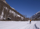 Cross-country skiing - Täsch