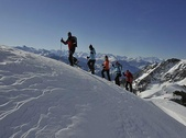 Snowshoe Trekking  Crans-Montana