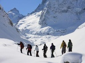 Excursion to the Zinal Glacier – Val d'Anniviers