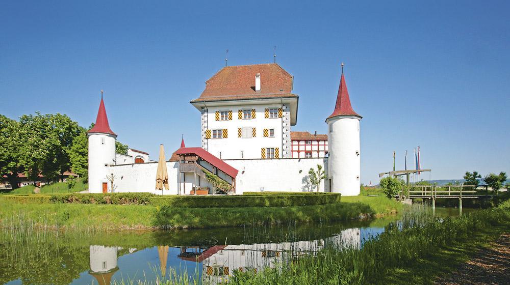 Schloss Wyher Ettiswil