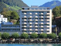Haus Alpicana und Metropol