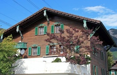 Holiday apartment s'Träumli